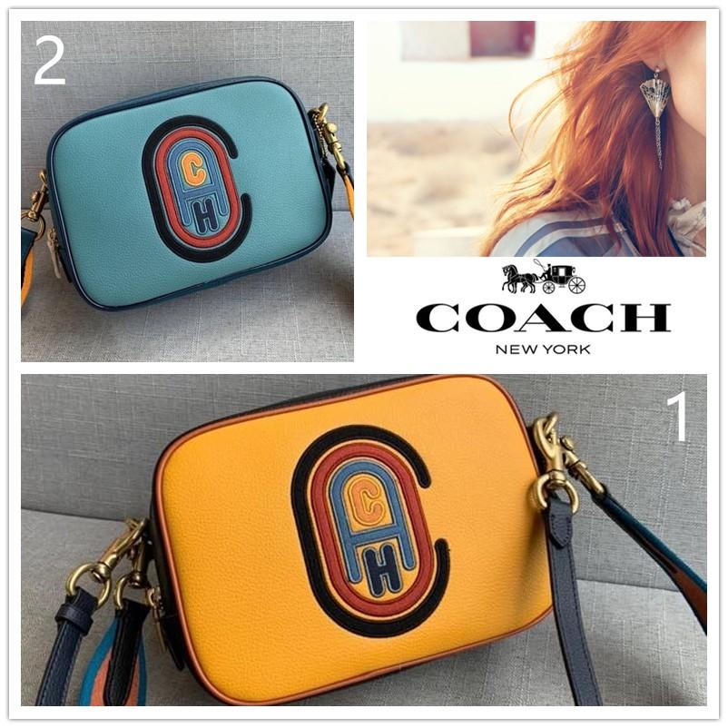 Coach  79278 ของแท้ 100% / พลังเยาวชน / กระเป๋าสะพายสุภาพสตรี / กระเป๋าสะพาย / กระเป๋าเดินทาง / กระเป๋าเครื่องสำอาง