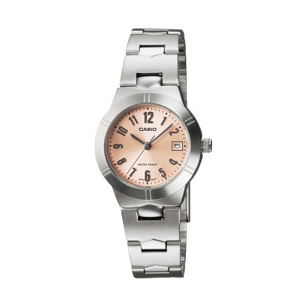 นาฬิกาข้อมือ (เลือกสีรุ่นทักแชท)Casio ผู้หญิง สีเงิน/ฟ้า สายสแตนเลส รุ่น LTP-1241D-4A3DF,LTP-1 นาฬิกาแฟชั่น นาฬิกาข้อมือ