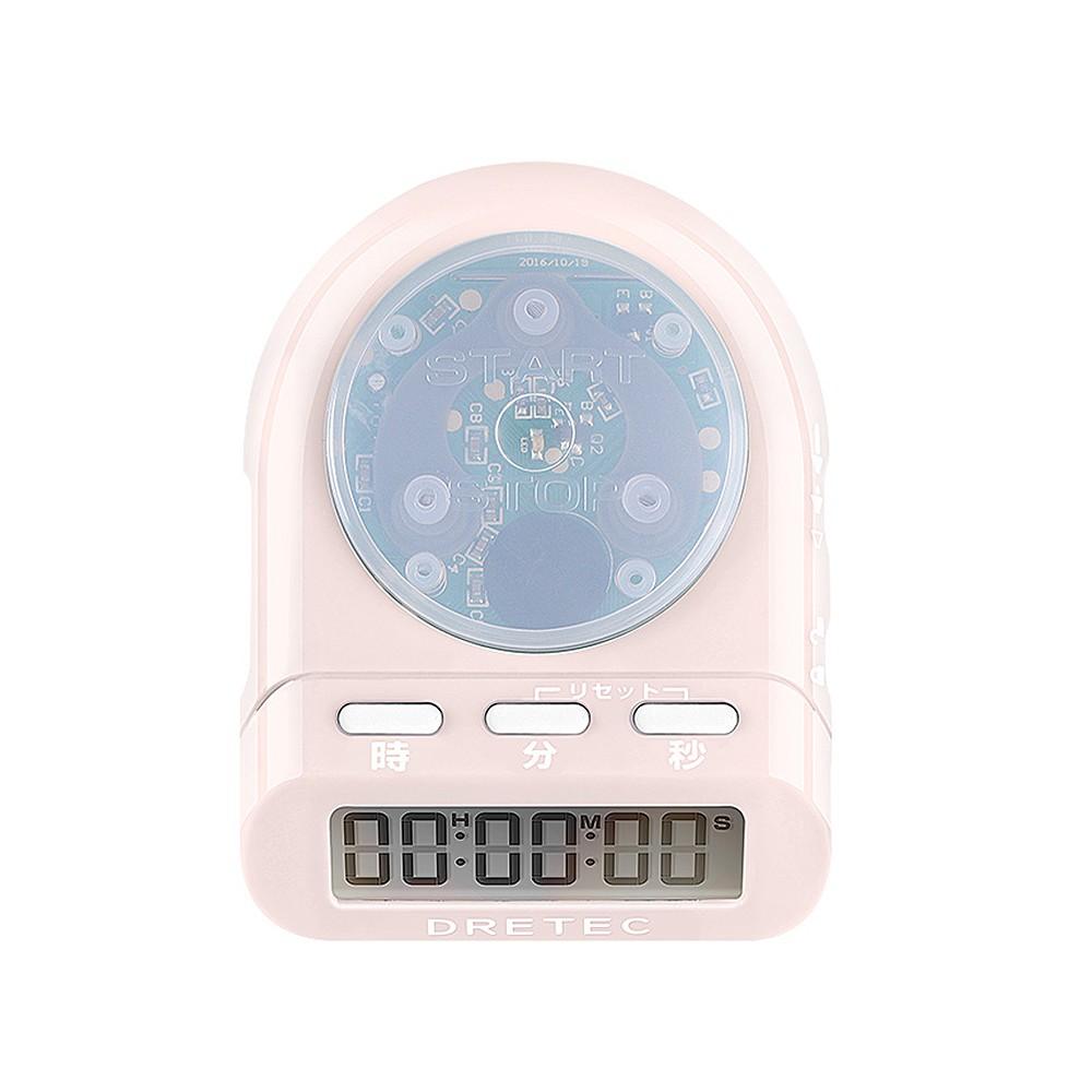 นาฬิกาจับเวลาสไตล์ญี่ปุ่น Dretec