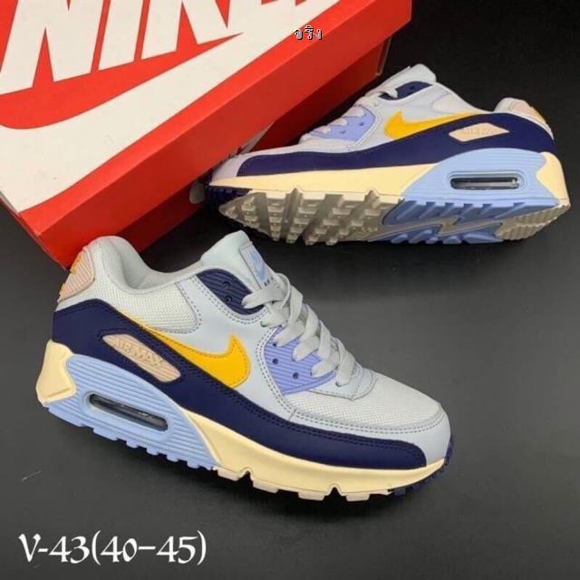 Nike Airmax90 ของแท้โรงงานผลิตไม่ผ่านQC