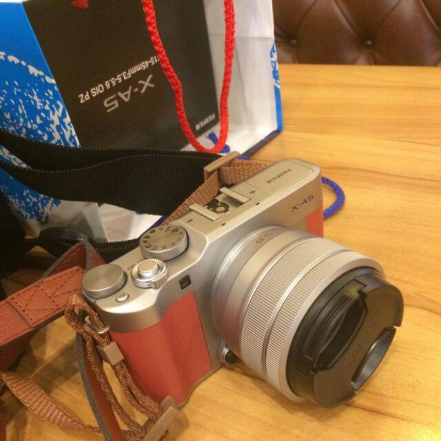 กล้องฟูจิ XA5 มือสอง