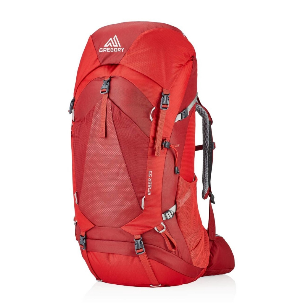 GREGORY Amber V3 55L for Women กระเป๋าเป้เดินทาง ขนาด 55 ลิตร สำหรับผู้หญิง