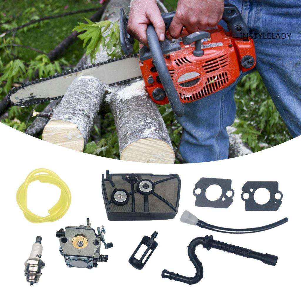 Dy ชุดกรองอากาศเชื้อเพลิง Carbureter Fine Workmanship Easy Installation 1 ชุดสําหรับ Stihl 028av