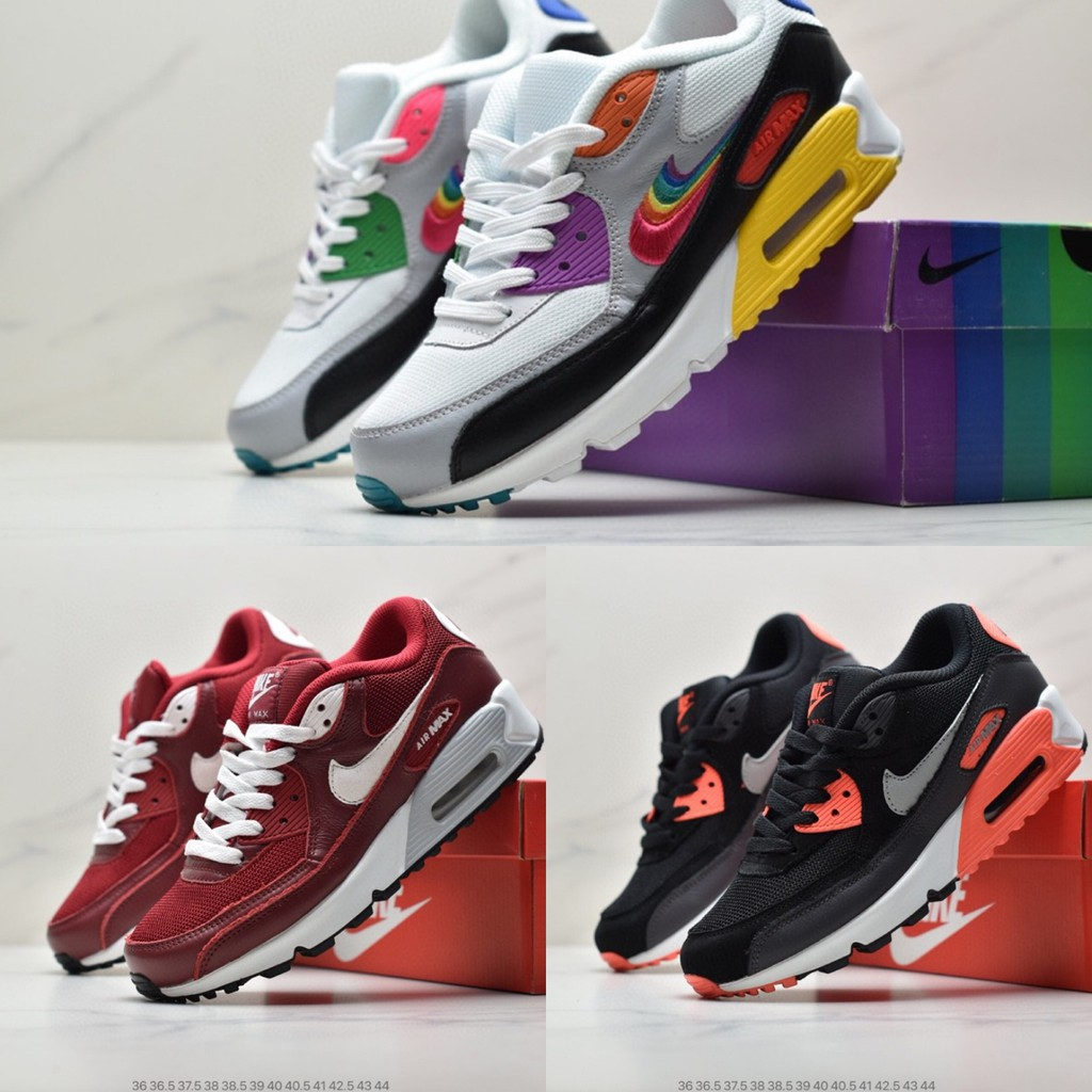 Nike Air Max ' 90 รองเท้าผ้าใบแฟชั่น