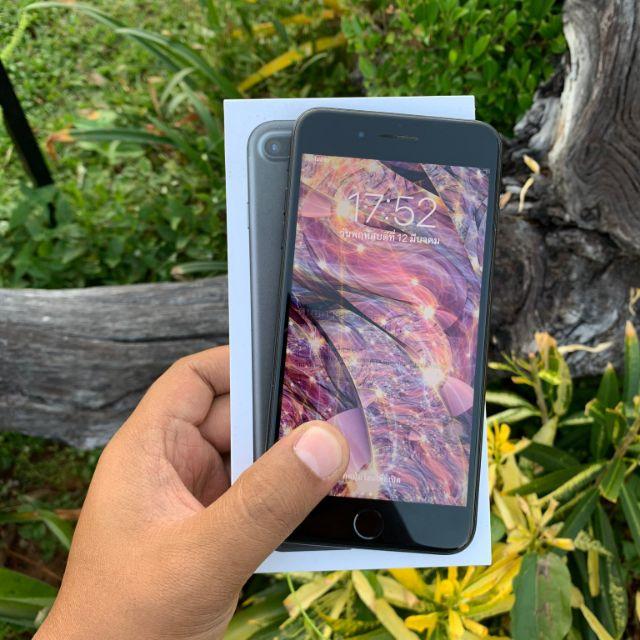 มือถือมือสองIphone 7plus 32gb แท้ศูนย์ไอแคร์Apple iPhone 7 TH 32GB เครื่องศูนย์ไทย ใหม่มือ1 รับประกันเต็ม 1 ปี