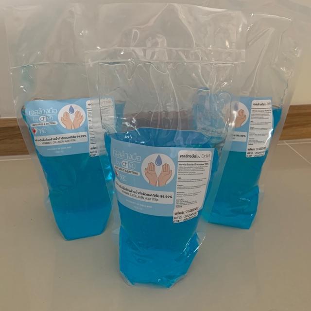 เจลล้างมือ by Dr.M ขนาด 1000 ml