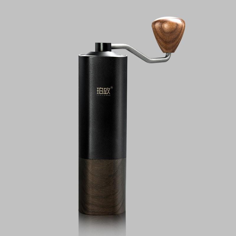 โปรโมชั่นใหมเข็มขัดผู้ชายPo กระตุ้นBEMYZONEเครื่องบดด้วยมือผลิตภัณฑ์เดียวเครื่องบดผงกาแฟแบบพกพาเครื่องชงกาแฟทำด้วยมือ
