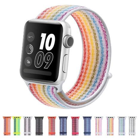 ทอไนล่อนห่วง iWatch Band Series 5/4/3/2/1 สาย Apple Watch 38 (40) มม. 42 (44) มม.