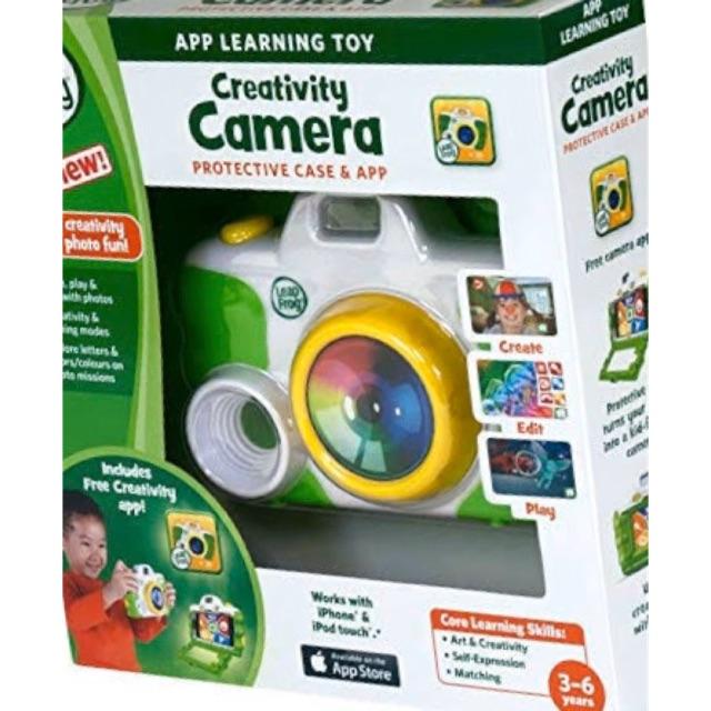 Leapfrog camera ของแท้ มือสองใช้กับ iphone4