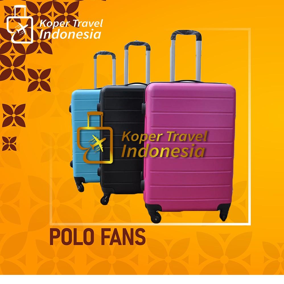 24 นิ้ว Polo Fans กระเป๋าเดินทาง 2039 / กระเป๋าเดินทาง / กระเป๋าเดินทาง