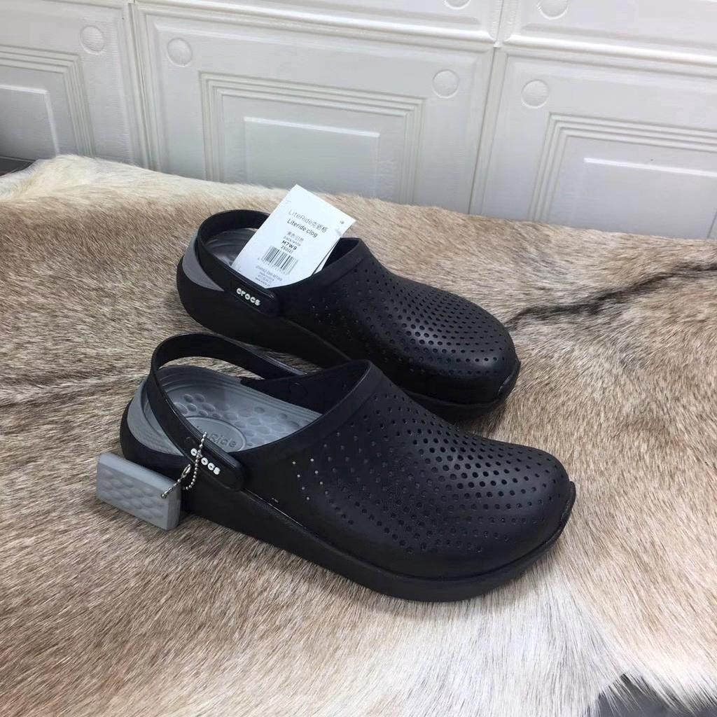 รองเท้าชายหาด Crocs LiteRide ของแท้ 100% อย่างเป็นทางการของแท้