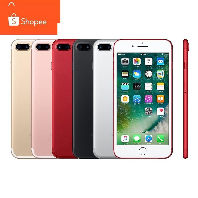 11.11iphone 7 plus apple  &&TH(128 gb || 32 gb) โทรศัพท์มือถือ ไอโฟน7พลัส ไอโฟน7plus