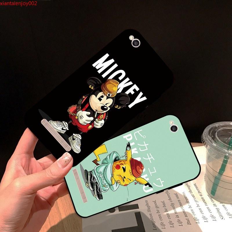 Samsung A3 A5 A6 A7 A8 A9 Pro Star Plus 2015 2016 2017 2018 Pikachu Silicon Case Cover