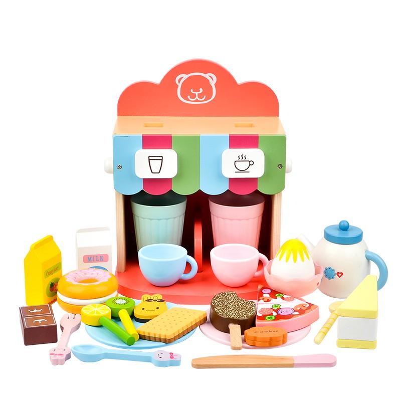 Ririko  (พร้อมส่ง) เครื่องทำกาแฟเด็ก ToyWoo