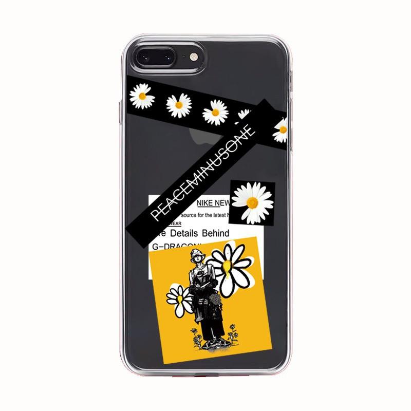 เคสซลโคน iphone⊙♟GD Quan Zhilong Card Small Daisy Wang Yibo เคสโทรศัพท์มือถือแบบเดียวกับ Apple 11 ที่เข้ากันได้กับ Hua