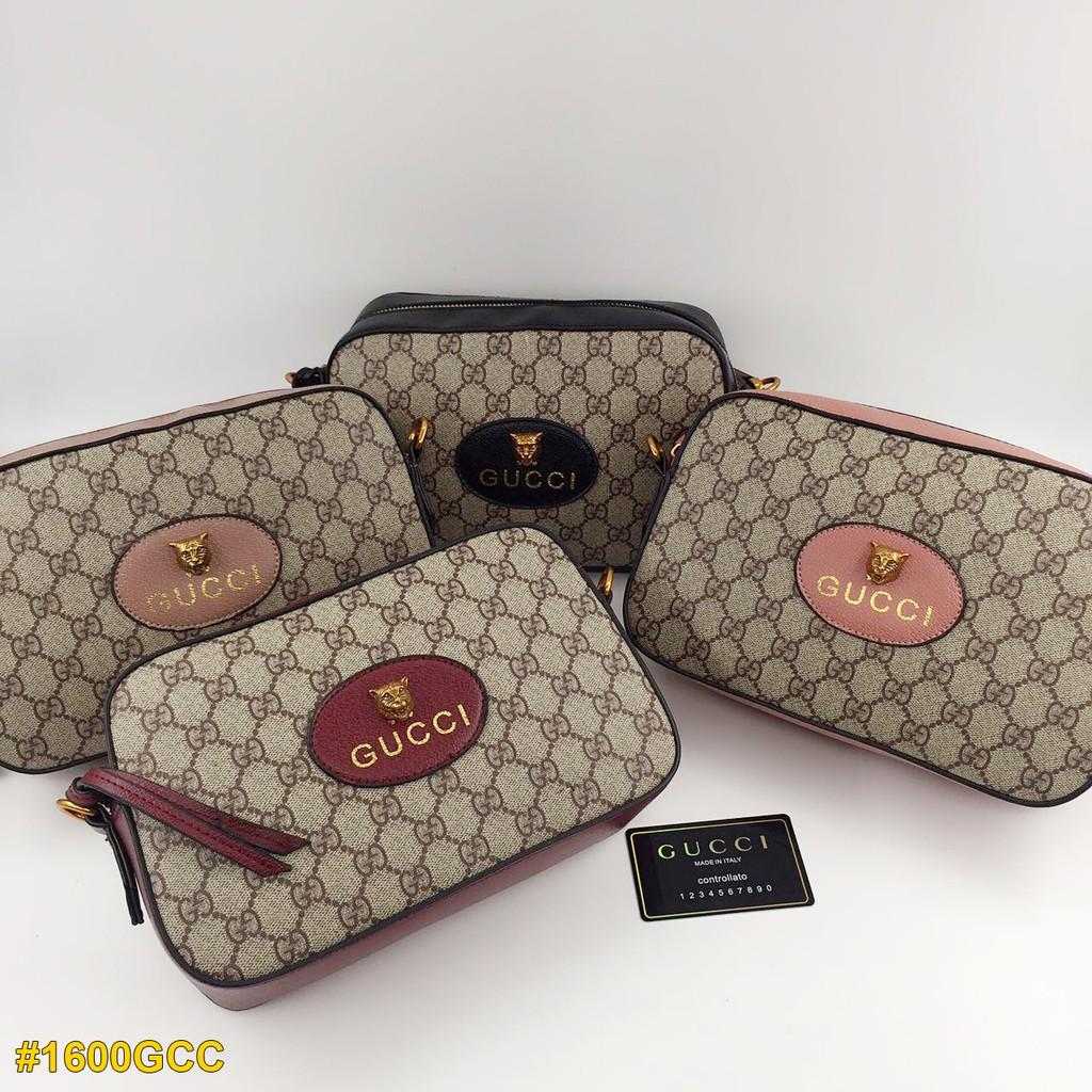 Gcc Supreme กระเป๋าใส่กล้อง 1600gcc - Gucci Dionysus - กระเป๋าแฟชั่นสตรี