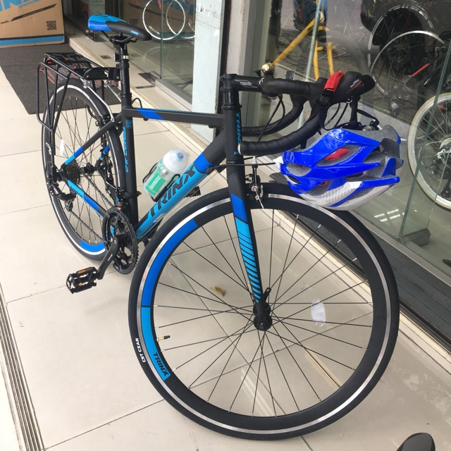 จักรยานเสือหมอบ Trinx Tempo 2.0 แต่งรอบคัน รวมค่าส่ง