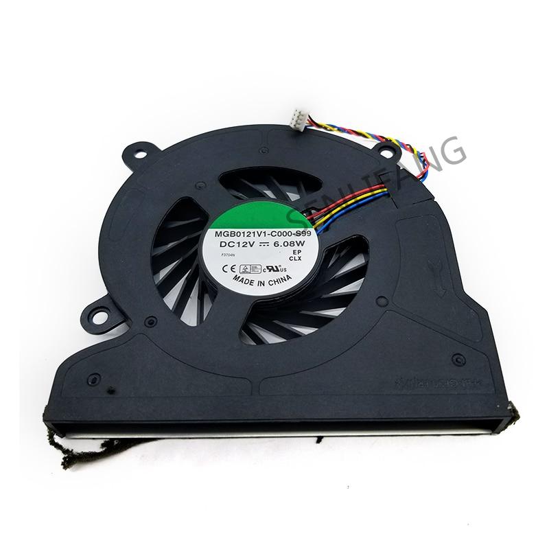 พัดลมระบายความร้อนสําหรับ Cpu Acer Aspire All In One 5600 U A 5600 U - Ub 308 Mgb 0121 - C 000 - S 99 4 Pin 12v 6 . Ub 308 W