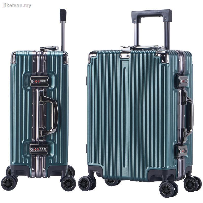 กระเป๋าเดินทางอลูมิเนียม 18 Boarding 20 นิ้ว 24 นิ้ว 22 นิ้ว 26 นิ้ว