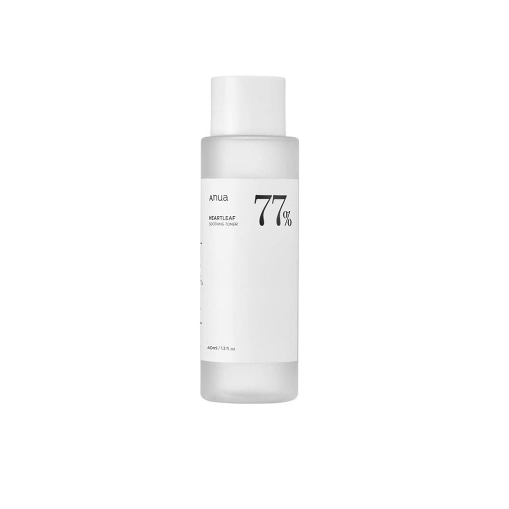 ANUA - Anua Heartleaf 77% Soothing Toner 40 ml.
