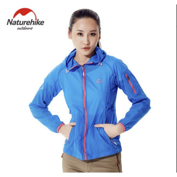 Nature hike Quick Dry Breathable jacket for women