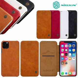 Review NILLKIN Qin Leather Flip Wallet เคส iPhone 11 Pro,iPhone 11 ของแท้