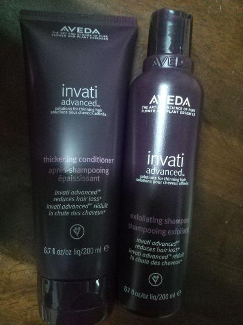 AVEDA Invati Advanced™ Exfoliating Shampoo 200ml แชมพูลดผม