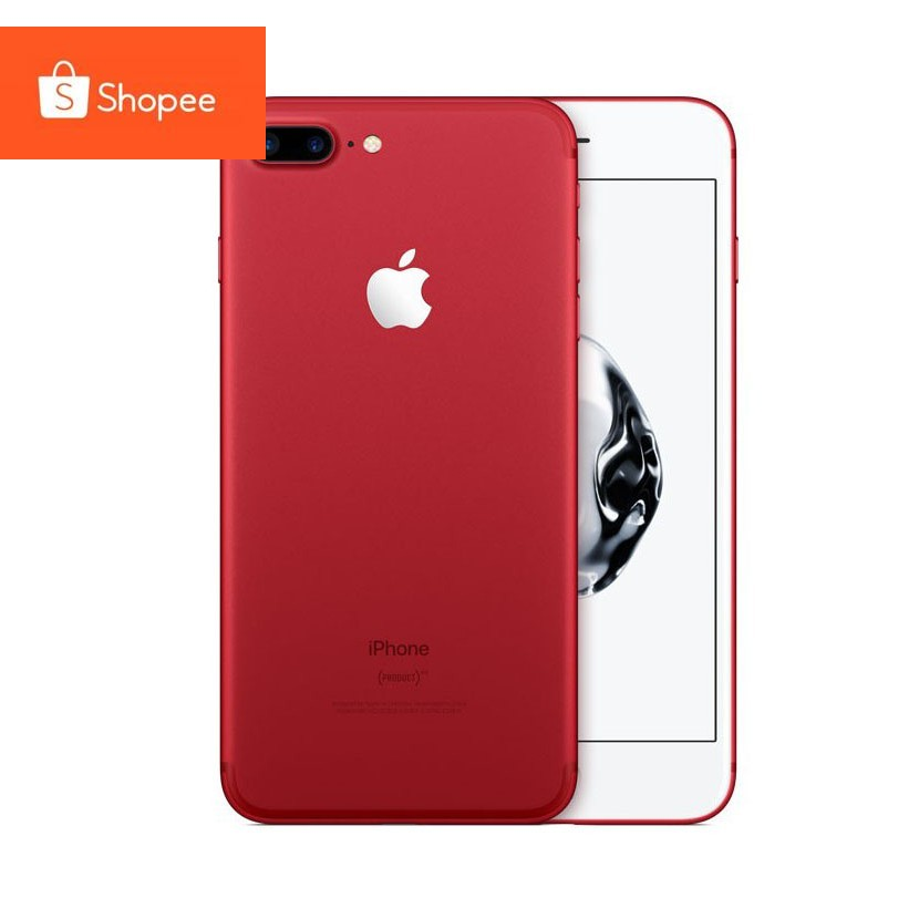 iPhone 7 Plus 128GB 32GB เครื่องแท้ 100% อุปกรณ์ที่ใช้แล้ว iPhone โทรศัพท์มือถือ ไอโฟน7พลัส Apple Ipone7 plus i 7
