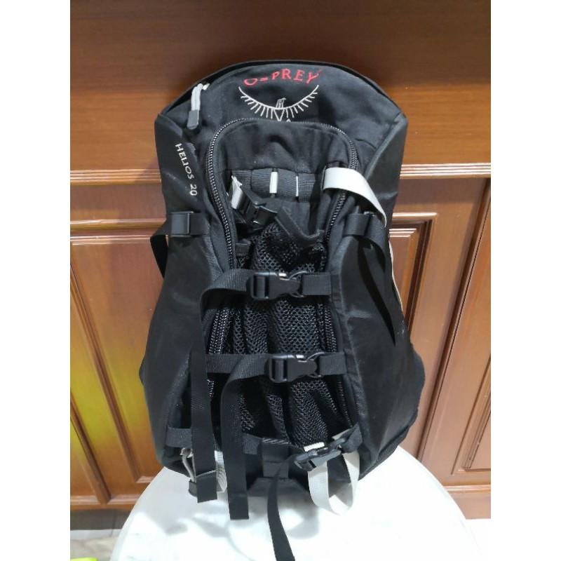 มือสอง กระเป๋าเป้ Osprey Helios 20 กระเป๋าแบคแพค กระเป๋า daypack กระเป๋าเดินทาง กระเป๋า