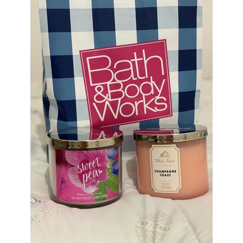 เทียนหอม Bath&bodyworks ❤️❤️❤️❤️
