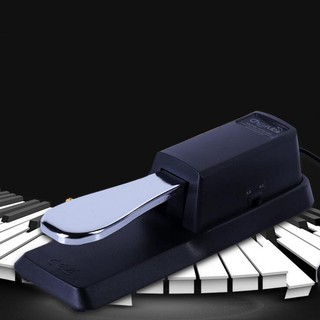 Piano Sustain Damper Pedal MIDI Keyboard Sustain Pedal for Electric Piano  Electronic Keyboard Organ