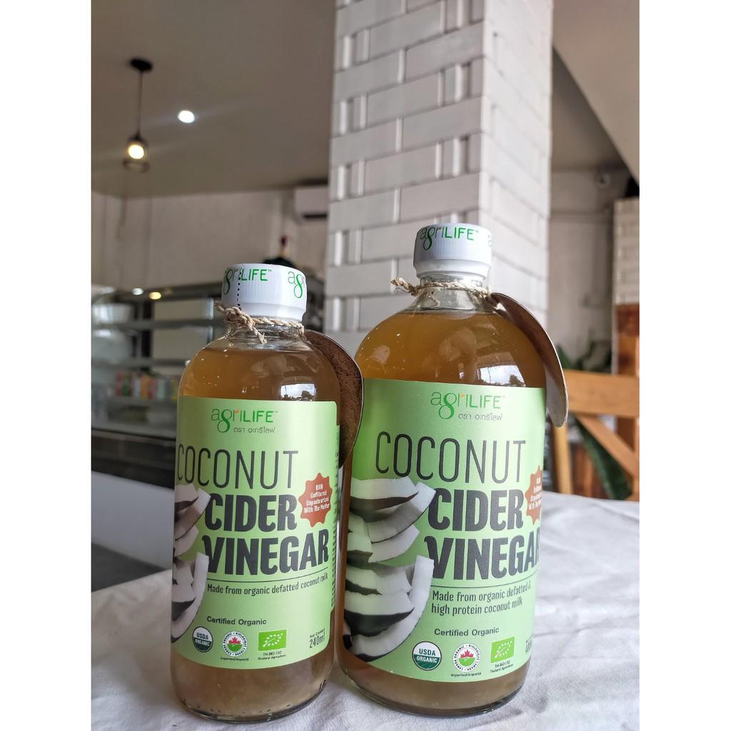 CCV Coconut Cider Vinegar Agrilife