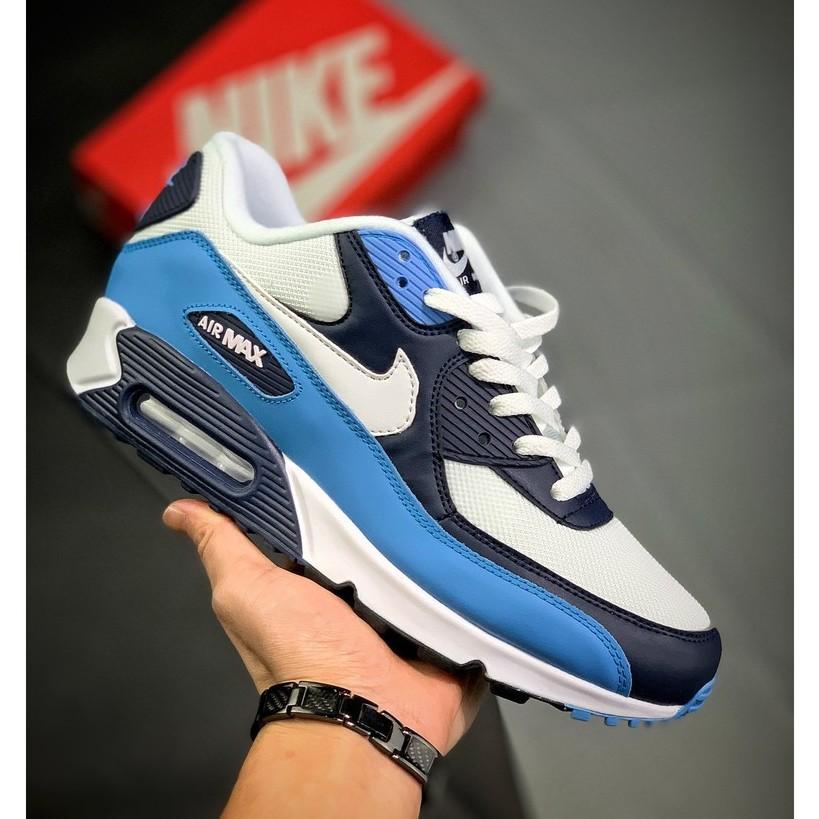 ลดราคา  ส่วนลดรองเท้ากีฬา Nike AIR MAX 90 รองเท้าฤดูใบไม้ผลิและฤดูร้อน 2020 Ride รองเท้าผู้ชายของแท้ ไนกี้รองเท้า MX958