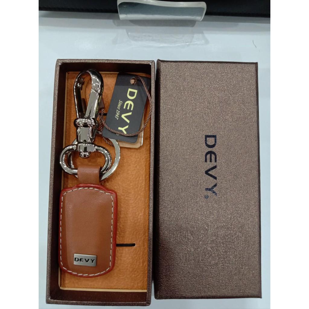 พวงกุญแจ Devy N89 สีน้ำตาลอ่อน