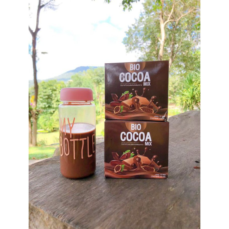 ไบโอโกโก้ bio cocoa mix