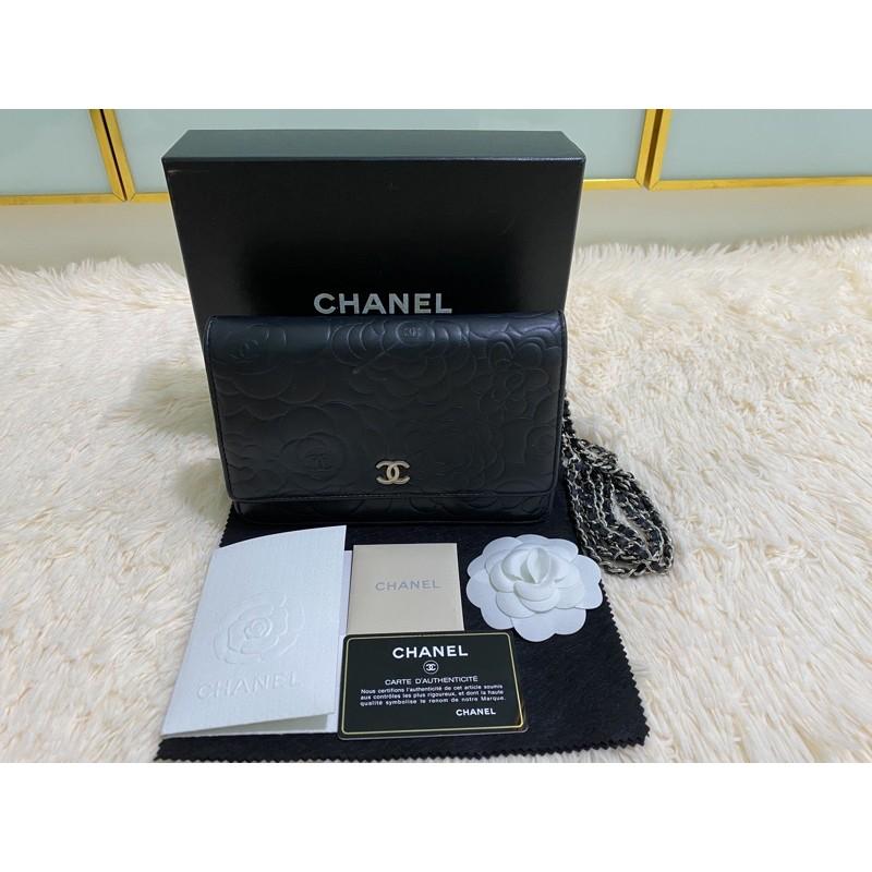 Chanel woc camellia แท้ 💯%