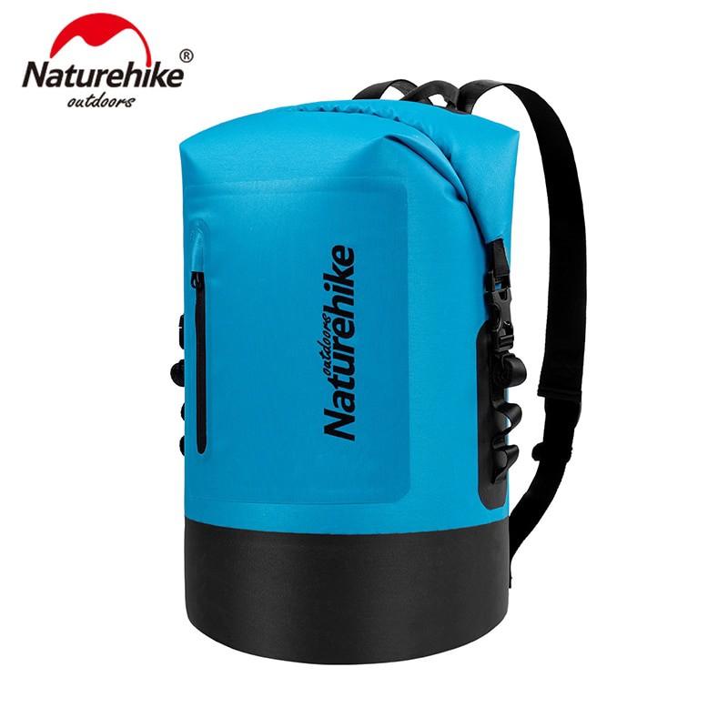 NatureHike 420D TPU กระเป๋าเป้สะพายหลังกันน้ำ