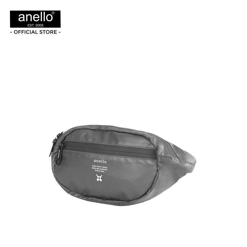 Anello กระเป๋าคาดเอว  REG W-Proof Waistbag_OS-N019 - GREY