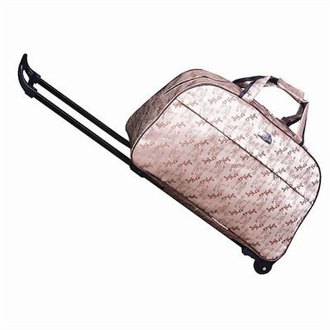 กระเป๋าเดินทางคล้องมือ❀✵■กระเป๋าผู้หญิงใบใหญ่และใบเล็กมีล้อ กระเป๋าเดินทาง เดินทางระยะสั้น รถเข็นกระเป๋า กระเป๋าเดินทางผ