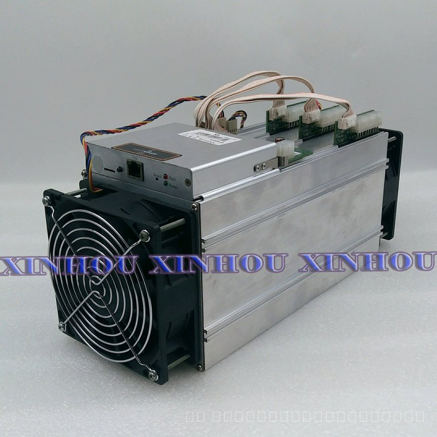 ใช้ AntMiner S9 13.5T SHA256 ASIC Bitcoin Miner BTC BCH Mining ดีกว่า S11 T15 S15 Z9 DR5 D5 whatsMiner M3 M10 Avalon 841