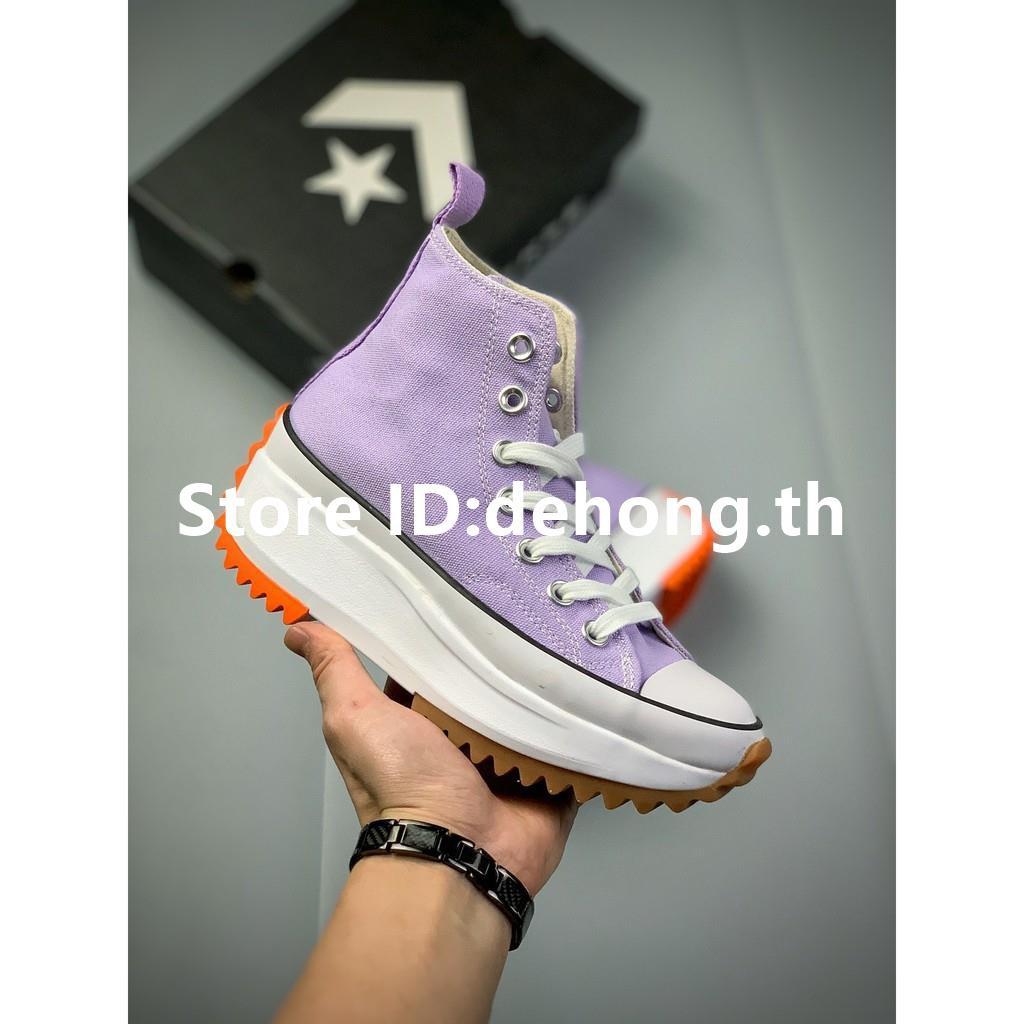 【dehong.th】Converse chuck Run Star Hike Hiรองเท้ากีฬาลำลอง