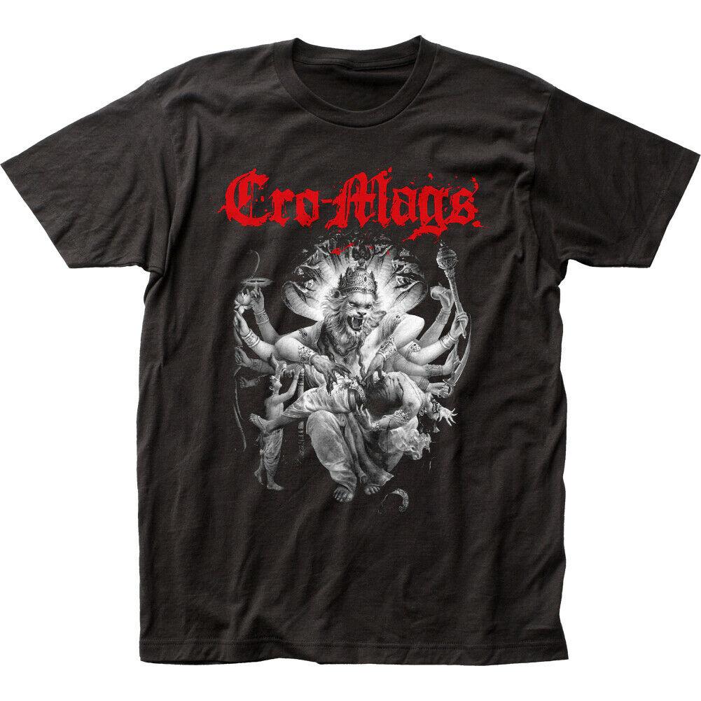 เสื้อยืดแขนสั้นพิมพ์ลาย Cro -Ags Best Wishes สําหรับผู้ชาย