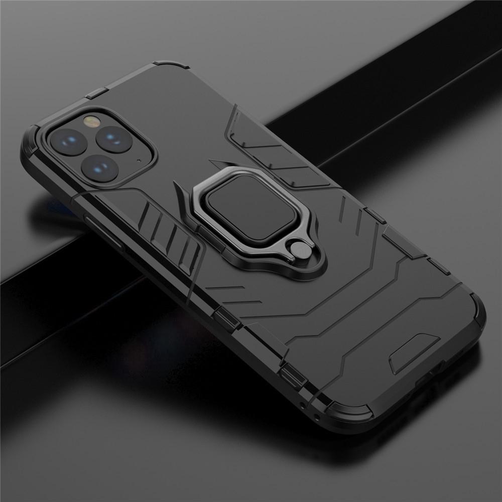 เคสโทรศัพท์มือถือ tpu แบบสองชั้นสําหรับ iphone 11 pro max 6 . 5 นิ้ว