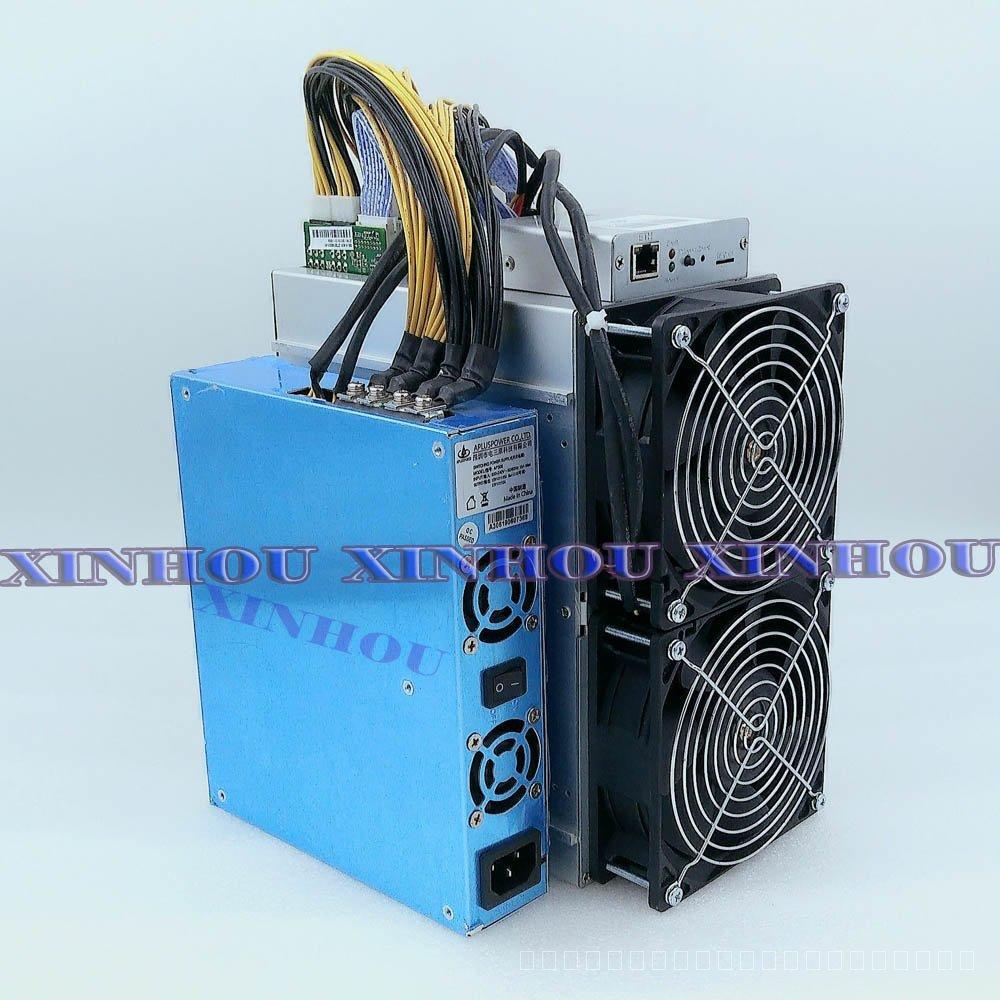 ใช้ ASIC XinHou S5 Miner 22T BTC BCH Miner กับ PSU ทางเศรษฐกิจมากกว่า Love Core A1 Antminer S17 S17e s9K M20S M21S T2 T2