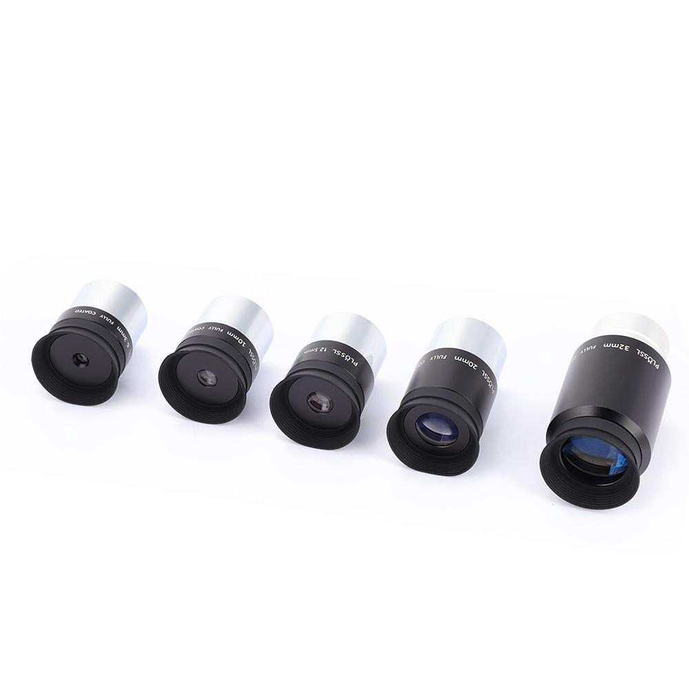 2X Barlow Lens +6 3+10+12 5+20+32mm Eyepiece for Astronomical Telescope  Eyepiece
