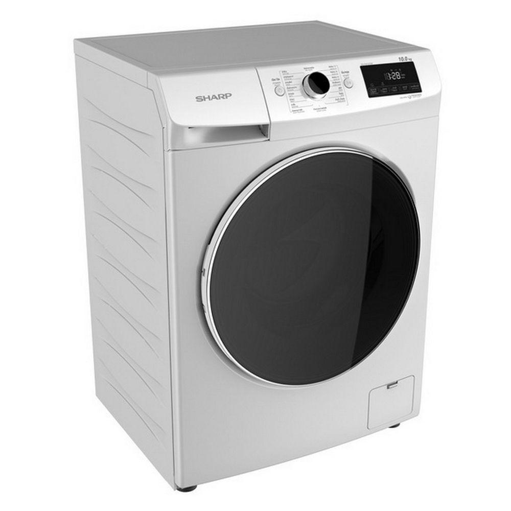 Washing machine FL WM SHA ES-FW1010W 10KG 1000 Washing machine Electrical appliances เครื่องซักผ้า เครื่องซักผ้าฝาหน้า S