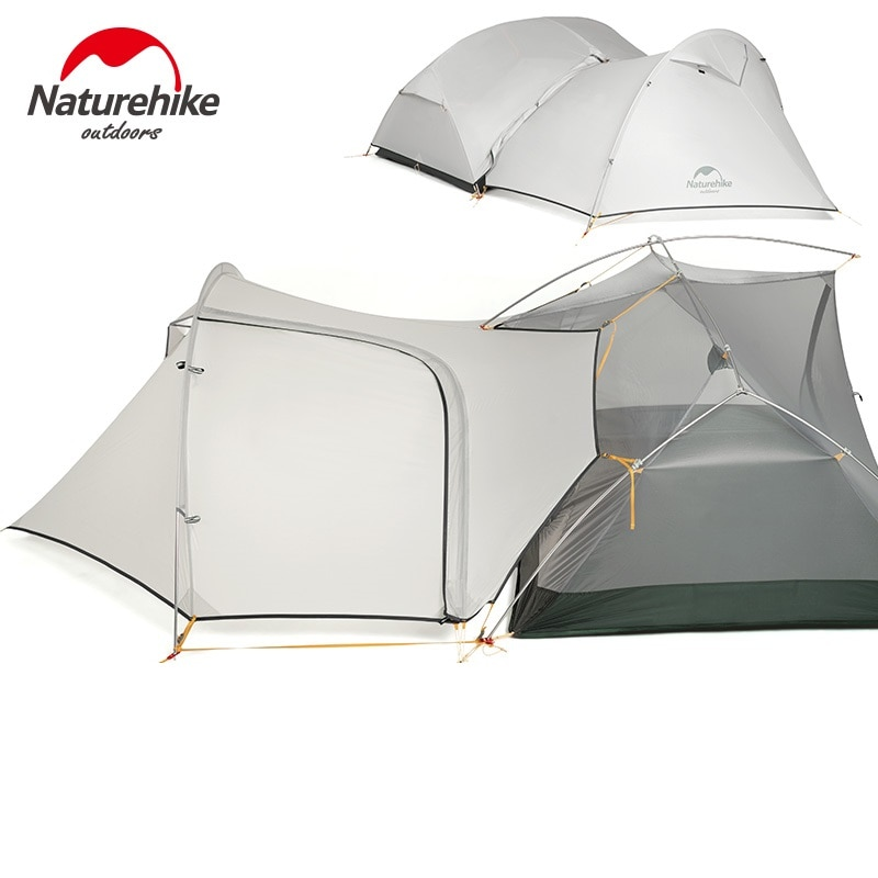 Please COD Naturehike Tent Vestibule for Mongar 2 (Not Includind Mongar 2 Tent)new
