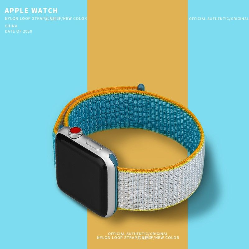 สายคล้องนาฬิกาข้อมือไนล่อน Applewatch 5 Applewatch 4/3