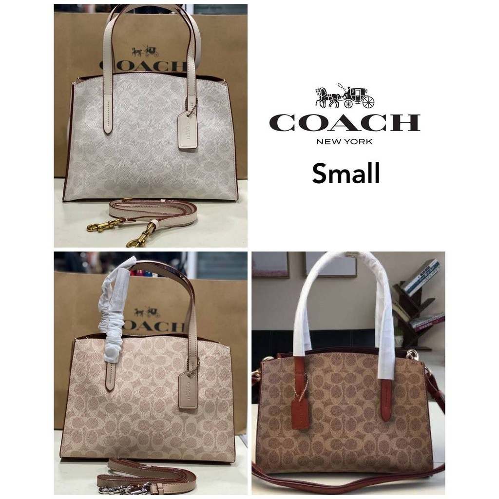 กระเป๋า COACH (outletแท้) Coach Charlie Carryall 28