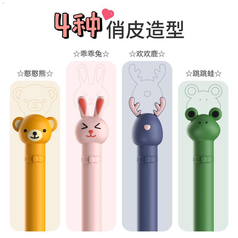 ❡♝¤Applepencil 1st generation protection ชุดปลอกปากกา Apple ipadpencil ซิลิโคนกันลื่นลายการ์ตูนน่ารักกันลื่น